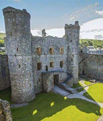 harlech-castle